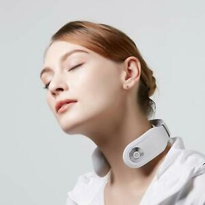 SKG Neck Massager with Heating Function, Wireless 3D Travel Neck Massager