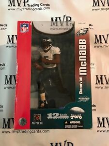 Donovan McNabb White Jersey Philadelphia Eagles 12 Inch McFarlane Action Figure