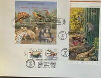 HNLP Hideaki Nakano 3351 insects 3293 Sonoran Desert Sierra Leonne 6 Stamps