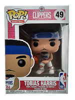 Funko Pop Nba Tobias Harris 49 Basketball Clippers Collectible Vinyl Figure New