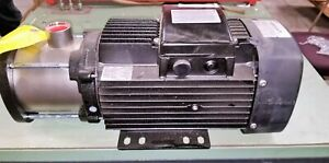 Grundfos CM5-5 Stainless Clean Water Pump 50/60Hz,3PH, 24.8GPM, 95.4PSI [#11M6S2