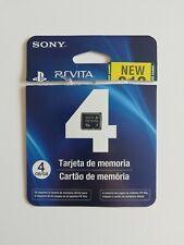 PlayStation PS Vita 4GB Memory Card