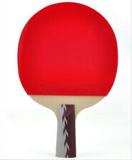 Double Happyness DHS 4006 Paddle Bat Ping Pong Table Tennis Racket 4 star New
