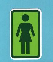 3 Women Symbol Vinyl Stickers