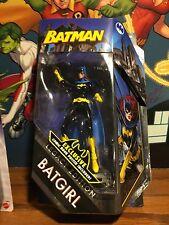DC UNIVERSE BATMAN UNLIMITED SILVER AGE BATGIRL ACTION FIGURE! NEW! NM!