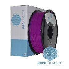 NEW 3DPS Translucent Purple PLA 1.75mm 3D Printer filament