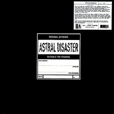 Coil ASTRAL Disaster-LP/yellow vinyl-LIMITED