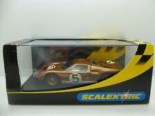 Scalextric C2465 Ford GT MKII 1966 au Mans, n ° 5. Menthe en boîte non utilisés