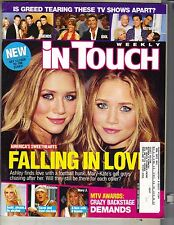 MARY KATE AHSLEY OLSEN TWINS In Touch Magazine 9/15/03 CHRIS CARMACK PC