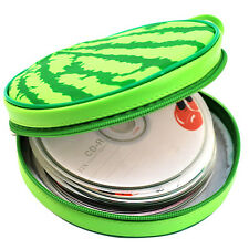 CD VCD DVD Game Album Carry Storage Wallet Watermelon disc pack Organizer