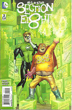 All Star Section 8  #2  Regular Cover