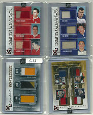 Superlative Combos Vault 1/1 on 2010 Spring Expo 1990s Goalies (GOLD) Ruby