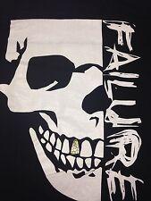 Failure Black Small T-shirt Punk Rock Alternative Rock Post Grunge