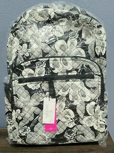 Vera Bradley Quilted Iconic Campus Holland Garden Backpack NIP