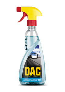 20x DAC Crystal Car Glass Spray Cleaner Windscreen Cleaner Windows Cleaner 0.5L
