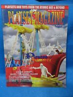 Playset Magazine #10 Ideal,Marx,Timmee,MPC Pirates+more
