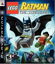 NEW LEGO Batman: The Videogame (Playstation 3, 2008)