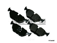 Akebono Euro Disc Brake Pad fits 1987-2002 BMW 525i 750iL 735i  WD EXPRESS