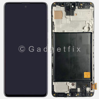 Incell For Samsung Galaxy A51 2019 A515 Display LCD Touch Screen Digitizer Frame