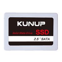 KUNUP Disque SSD Interne SATA3 SSD 2,5 Pouces 64 Go pour Disque SSD Univers U9Y6