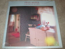 TWIN SISTER - Color Your Life - NUEVO - LP Record