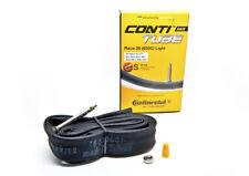 """Continental Camera D'aria bicicletta Compact 26"""" Nero (s42) (i7r)"""