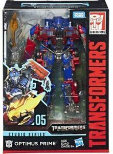 Transformers Revenge of the Fallen Studio Series 05 Voyager Class Optimus Prime