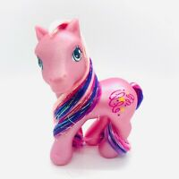 My Little Pony G3 Special Mail Order Tinsel Purple Rare MLP Dazzle Surprise
