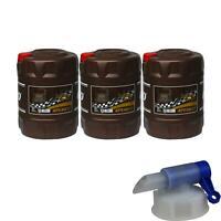 3x 20 Liter PEMCO DIESEL DIESEL M-50 SHPD 20W-50 Motoröl Engine Oil