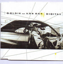 Goldie Feat Krs One/ DIGITAL CD single