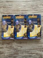 48 Marvel Avengers Infinity War Valentine's Cards + 48 Matching Pencils NIB