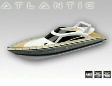 New Tt Remote Rc Boat Atlantic Motoryacht Obl Brushless 2.4Ghz 5128-F13 Nib