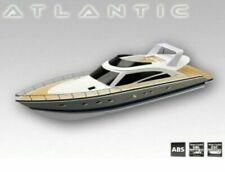 New Tt Remote Rc Boat Atlantic Motoryacht Obl Brushless 2.4Ghz 5128-F13 Nib