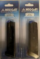 Lot of 2 - MecGar CZ 75B 85B SP-01 Shadow 9mm 10 Round Steel Magazine MGCZ7510B