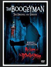 BOOGEYMAN & RETURN OF THE BOOGEYMAN  DVD