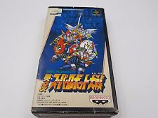 Super Robot Taisen 3 Nintendo Snes Super Famicom Japan.Combino Envios