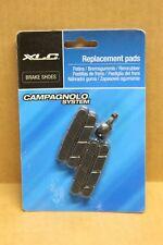 Pour velo : 4  patin frein XLC 2500385750 / BS-X08 en 50mm pour campagnolo