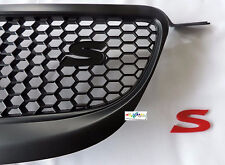For Toyota Corolla Altis Bumper Sport Grille Grill 2004-2007 with S Emblem