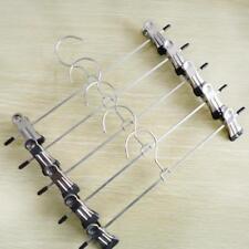 5 x Klammerbügel Hosenbügel Hosenspanner Rockbügel Clipbügel-Kleirbügel: