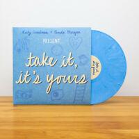Take It, It's Yours [New Vinyl LP] 180 Gram, Digital Download