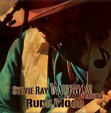 Stevie Ray Vaughan & Double Trouble - Rude Mood (NEW CD)