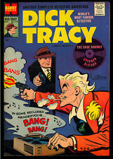 Dick Tracy Comics Monthly #117 High Grade Harvey File Copy Comic 1957 Vf