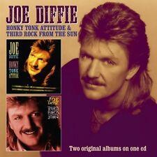 Joe Diffie - Honky Tonk Attitude / Third Rock from the Sun [New CD] UK - Import