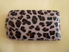 APPLE IPOD CASE LEOPARD SKIN PROTECTIVE MUSIC DEVICE COVER BARGAIN L@@K