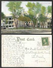 1909 Minnesota Postcard - St. Paul - St. Joseph's Hospital - Bosselman #10388