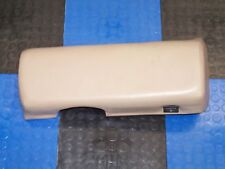 BMW E24 M6 635 L6  Leather Drivers Knee Bolster