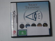 DS GAME SIGHT TRAINING