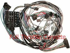 1965 65 Corvette Dash Wiring Harness for Vettes Without Back-Up Lights