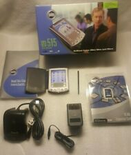 Palm Pilot m515 Pda Complete With All Accessories - 16Mb Palm Expansion Card