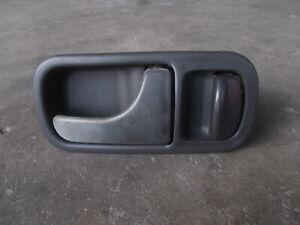 SKYLINE R32 GTST GTR 2/4Door inner door handle + trim drivers R/H side faded #5